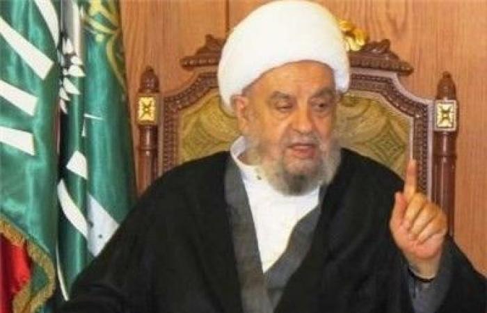 قبلان زار بري مُجدداً موقف المجلس الشيعي المستنكر لما صدر عن باسيل