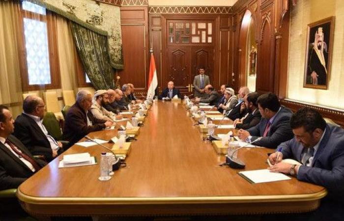 رئاسة اليمن تتوعد كل من يعطل معركتها ضد مشروع إيران