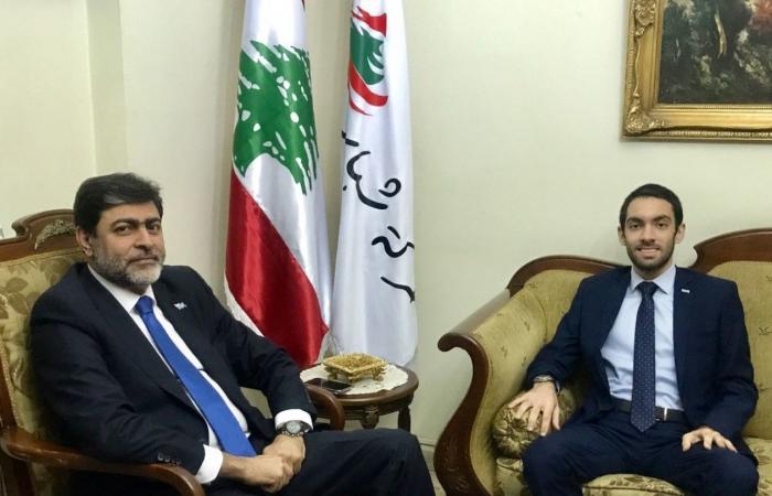 """رئيس """"حركة شباب لبنان"""": ما يجري في البلاد غير مقبول"""