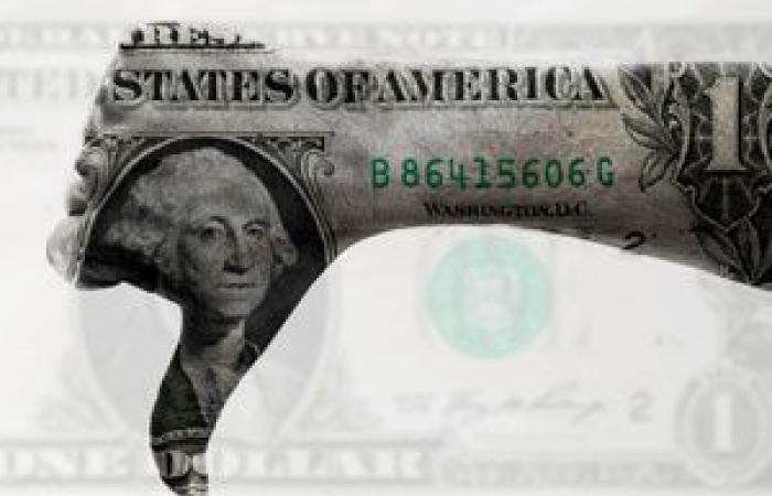 الدولار الأمريكي يواصل الهبوط قبيل بيانات الوظائف الخاصة وقرارات الاحتياطي الاتحادي