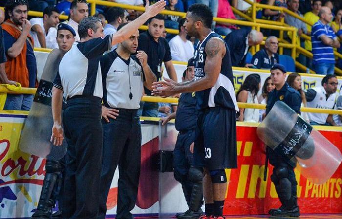 بيان شديد اللهجة من اتحاد كرة السلة: لا للمسّ بكرامة الحكّام!