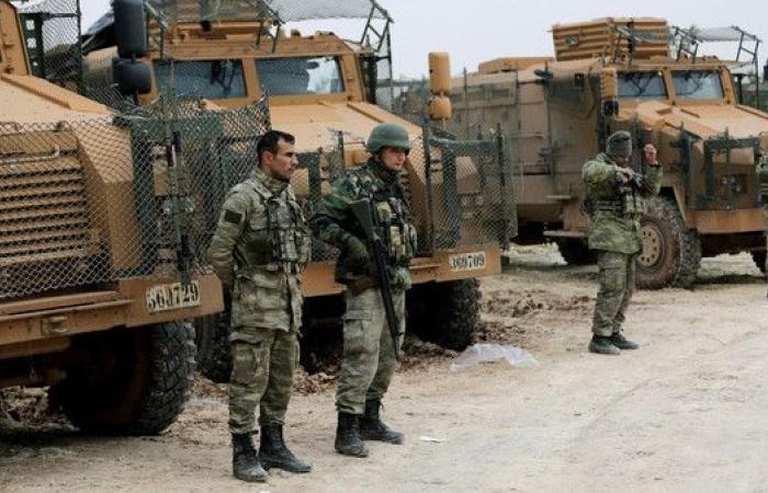 """ماكرون يحذر تركيا من أي """"اجتياح"""" لسوريا"""