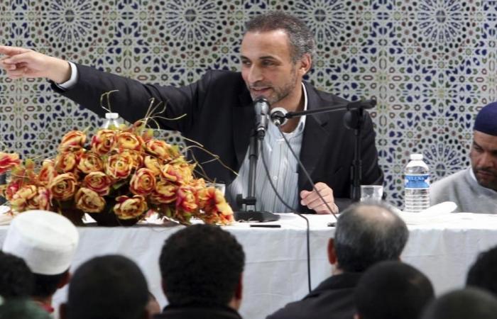 الشرطة الفرنسية توقف الإسلامي طارق رمضان