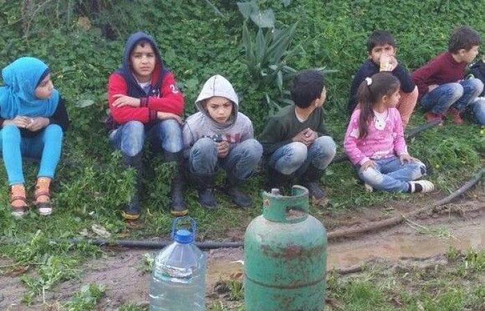 في عكار.. مواطن يهدّد بحرق أطفاله والسبب؟