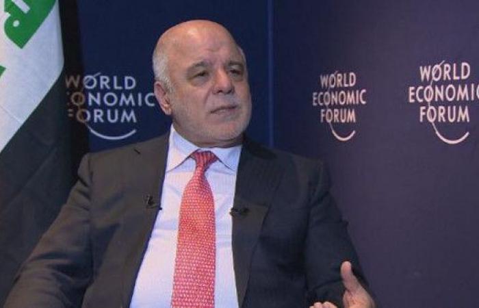 """شاهد.. رئيس الوزراء العراقي في مقابلته """"مع تركي الدخيل"""""""