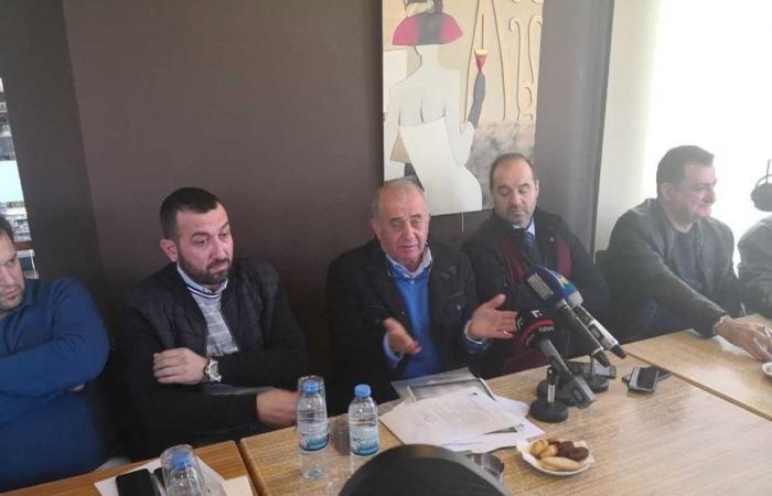 النقابات الزراعية طالبت بدعم البطاطا اللبنانية واقرت تعليق الاضراب