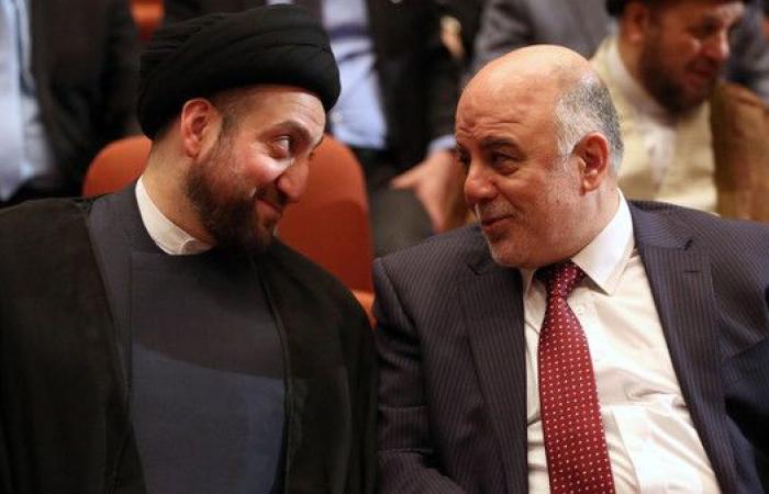 العراق.. فكّ التحالف الانتخابي بين العبادي والحكيم
