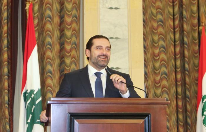 الحريري يطلق خطة لبنان للإستجابة لأزمة النازحين.. هذا ما أعلنه