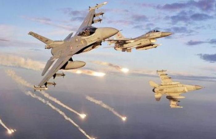 """مقتل 49 من """"العمال الكردستاني"""" بقصف تركي شمال العراق"""