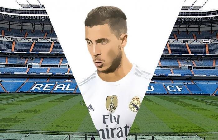 رغبة تشيلسي تمهد طريق هازارد نحو ريال مدريد