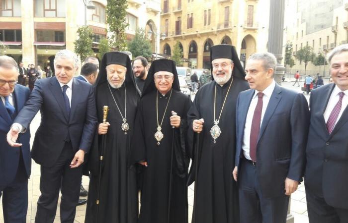 العبسي: المواطنة هي الموضع الصحيح لتلاقي اللبنانيين
