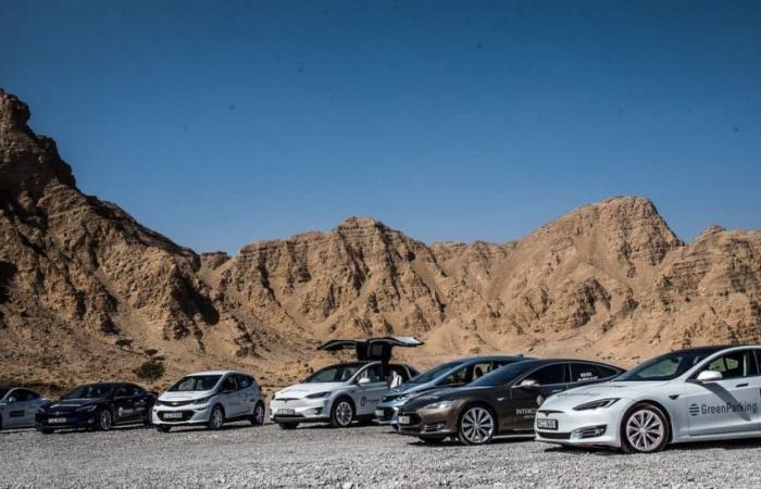 رحلة إفرت.. 9 أيام من الإثارة والإنجازات للسيارات الكهربائية في الشرق الأوسط