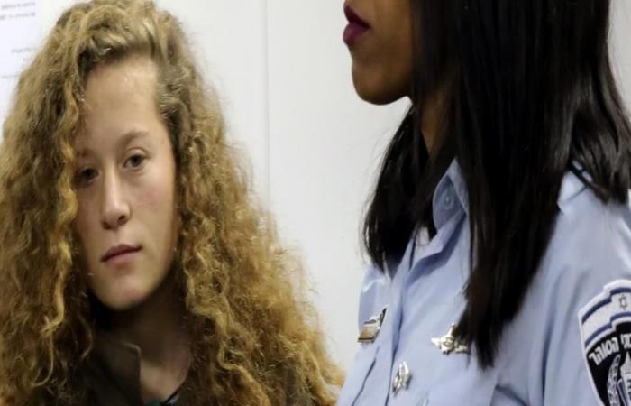 محكمة إسرائيلية تؤجل محاكمة عهد التميمي