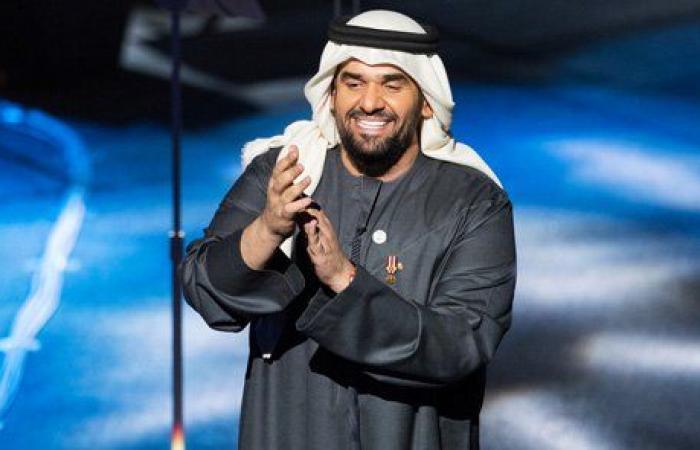 حسين الجسمي والجمهور الكويتي في ليلة تميزّت بالوفاء والحب من الطرفين