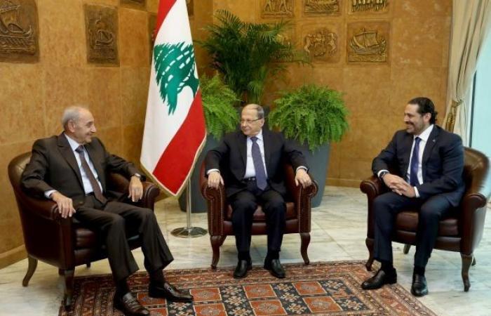 """هل يتّضح مصير أزمة """"التيار"""" و""""أمل"""" في اجتماع الرؤساء؟"""