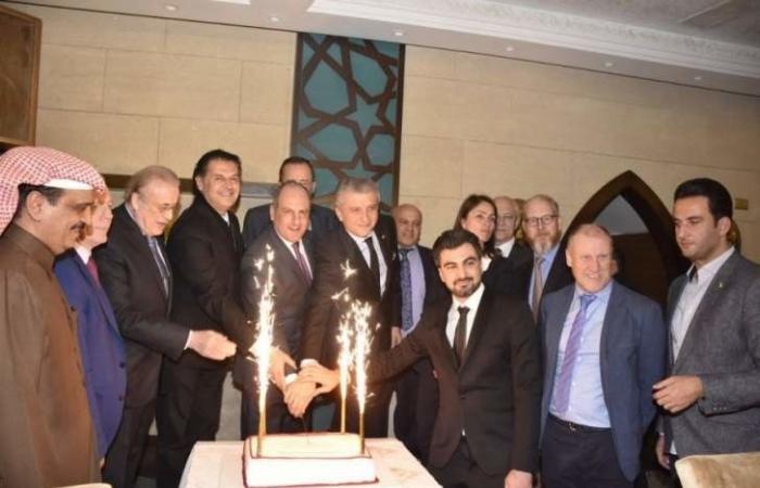 بو عاصي خلال حفل تكريم سفير تركيا: رجل سلام وتواصل بين الحضارات