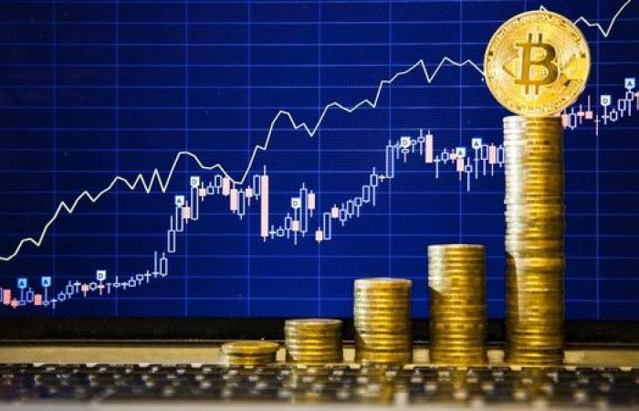 """""""بيتكوين"""" تقفز مع اتجاه أميركا لتنظيم العملات الرقمية"""