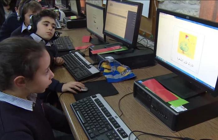 طريقة مبتكرة لتعليم العربية بالمدارس الفلسطينية