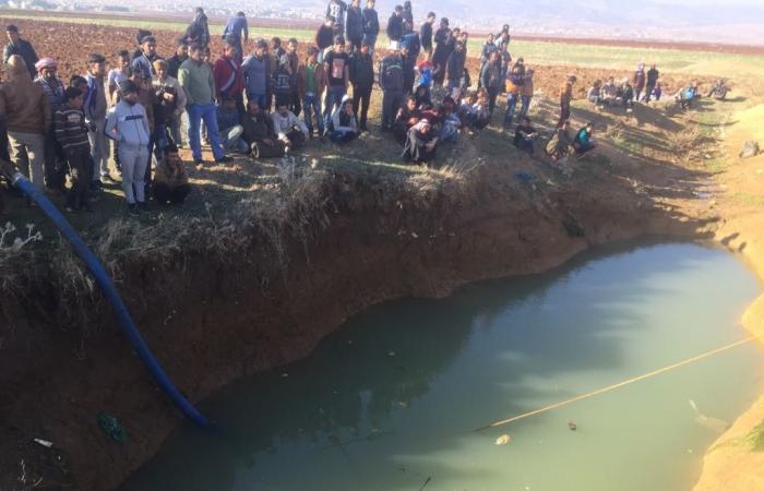انتشال جثَّة طفل قضى غرقاً داخل بركة مياه في البقاع