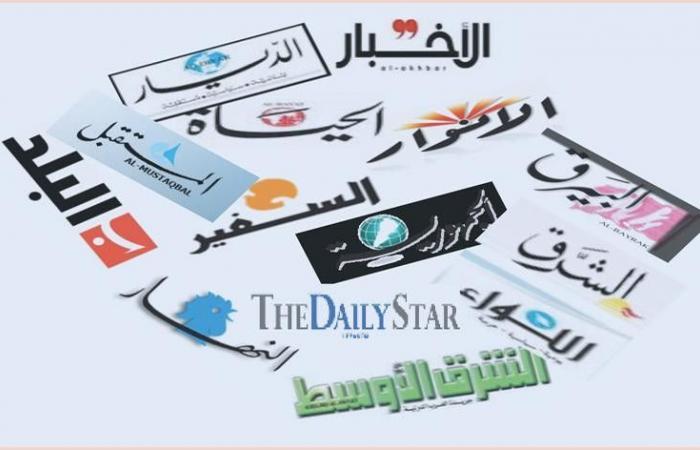 """""""بونات"""" للانتخابات ومصالحة أرسلان-وهاب.. هذا ما جاء بأسرار الصحف!"""