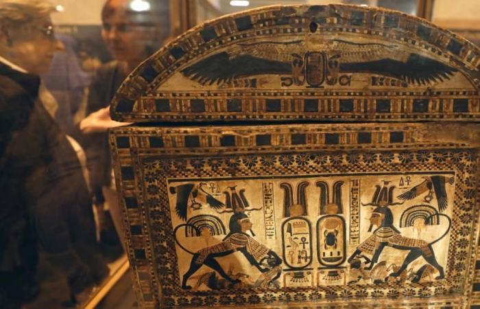 تعرف على النتائج الأولية لدراسة مقبرة توت عنخ آمون