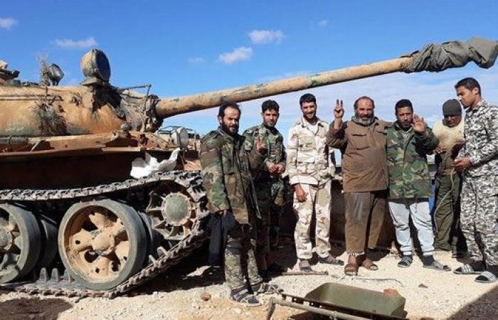 عملية واسعة للجيش الليبي بدرنة واستنفار مصري على الحدود