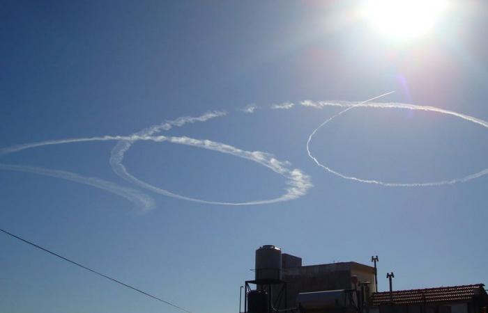 الطيران الإسرائيلي نفّذ غارات وهمية بالأجواء اللبنانيّة