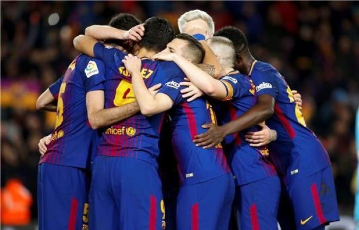 10 مباريات تفصل برشلونة عن رقم قياسي تاريخي