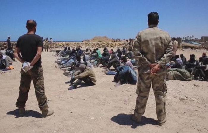 ليبيا.. ازدياد الاتجار بالبشر وداعش يدخل خط المهربين