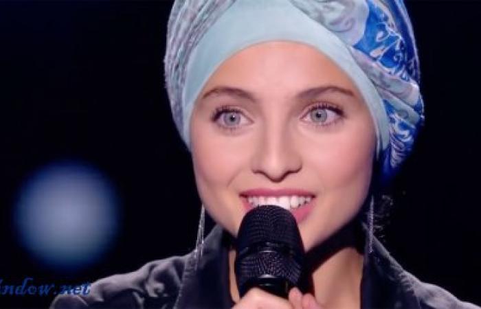 منال... مغنية من أصل سوري جعلت الملايين فاغري الفم مدة دقيقتين