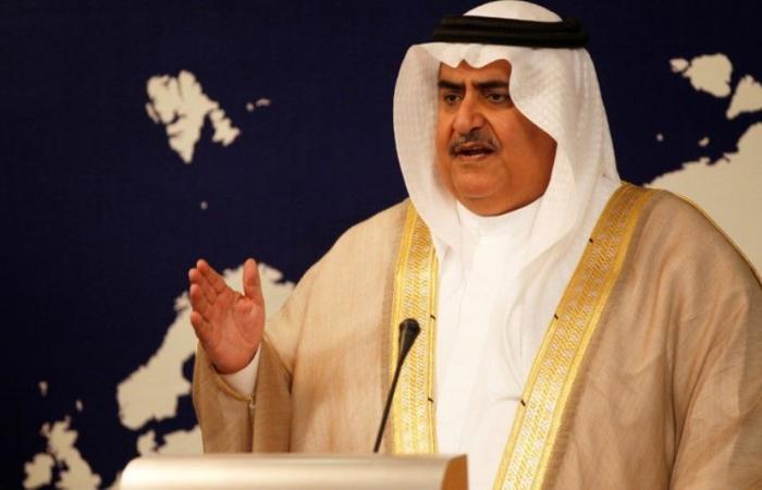 وزير خارجية البحرين يعلّق على الدعوى المقدّمة ضدّ السبهان