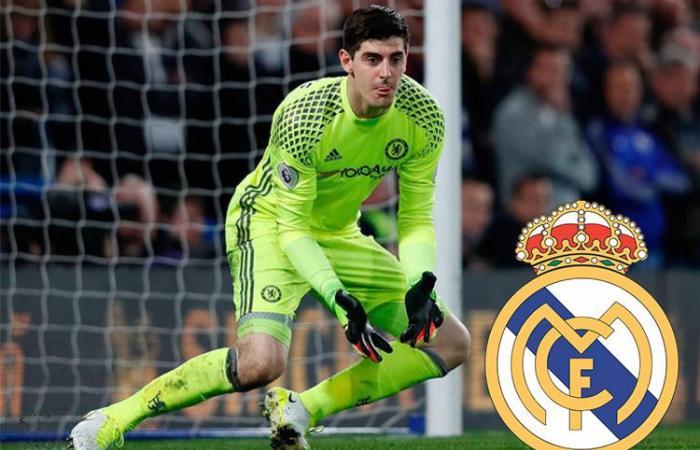كورتوا إلى ريال مدريد.. وهذا هو الدليل!
