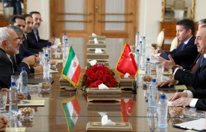تركيا تطمئن إيران وتنتقد فرنسا بشأن عفرين
