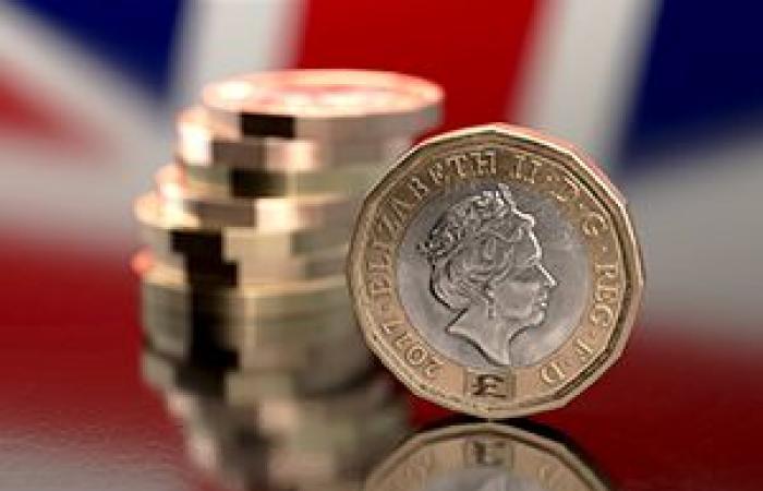 الجنيه الإسترليني قرب أدنى مستوى فى 3 أسابيع قبيل تقرير التضخم وقرارات البنك المركزي