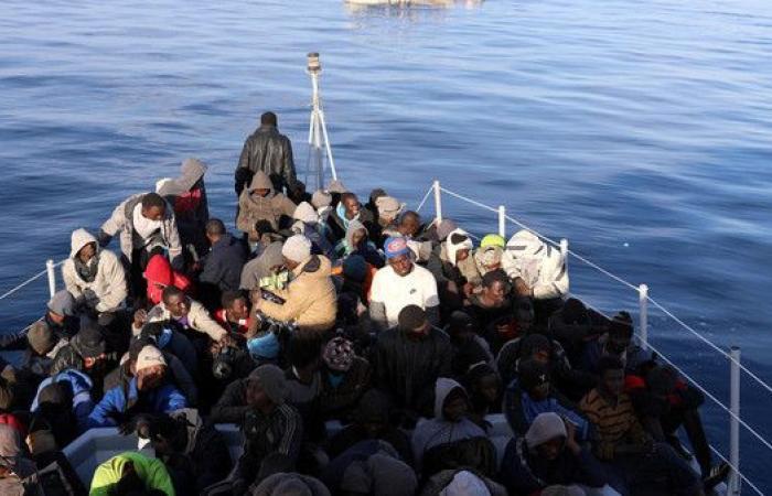 تقرير يكشف الخبايا.. حلف موت بين مهربي بشر وقوات ليبية