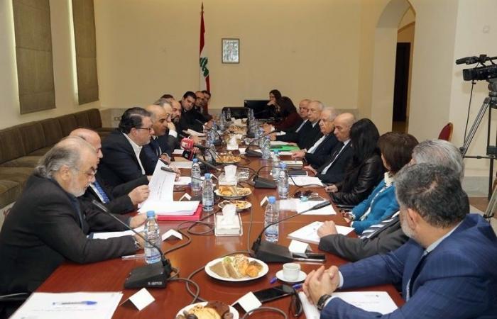 ممثلو القطاع العقاري في السراي: الإتفاق على عدد من البنود