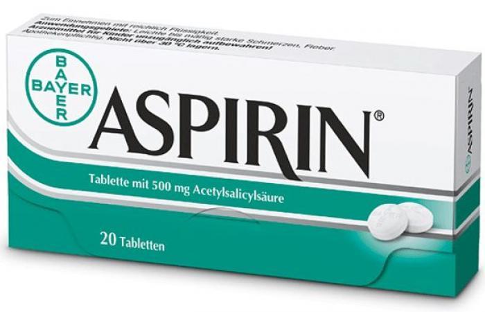 الأسبرين يزيد من القوة الجنسية… عند الرجال