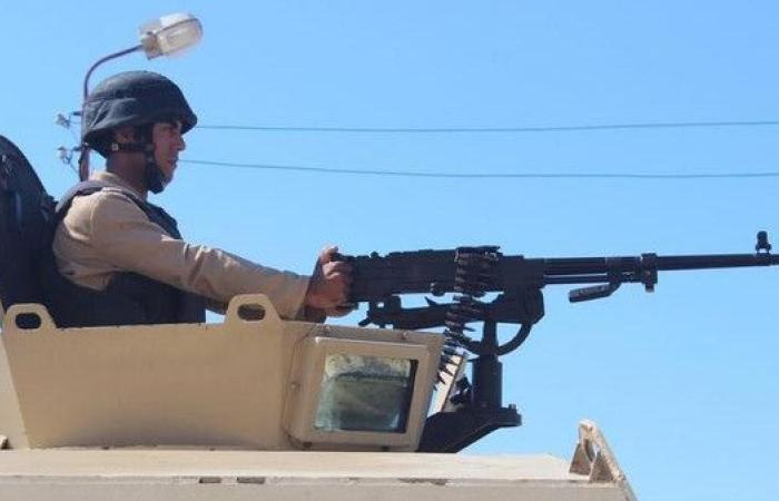 """مصر.. هذه هي القوات المشاركة بـ """"العملية الشاملة"""""""