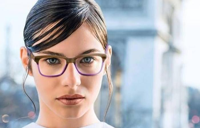 شكل وجهك يحدد نظارتك الطبية
