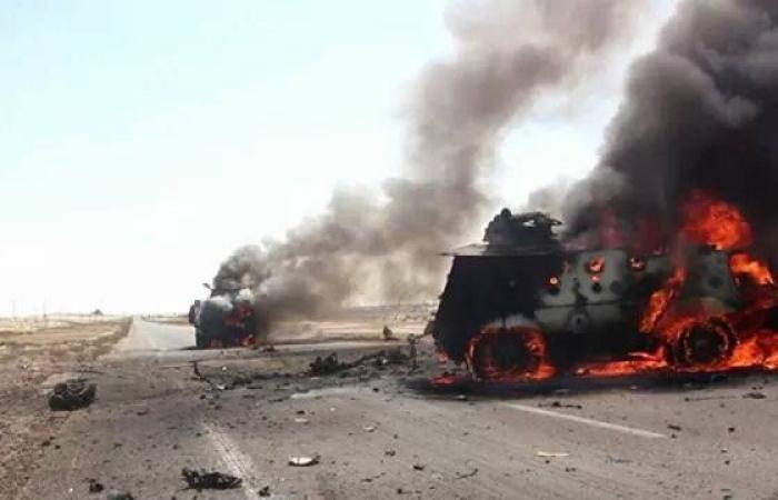 الجيش المصري يطلق عملية عسكرية شاملة ضد الإرهاب