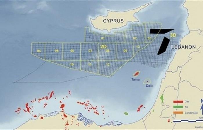 الخلاف اللبناني - الإسرائيلي على 133 كيلومتراً مربعاً