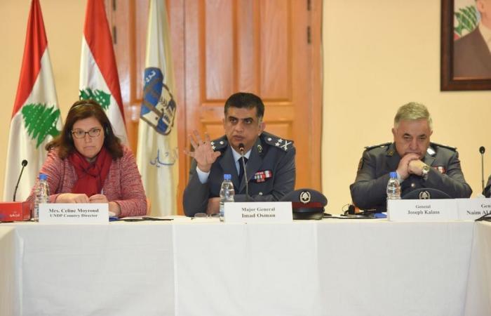 اللواء عثمان: متمسكون بمبدأ الشفافية والمساءلة على جميع المستويات
