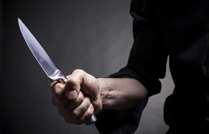 إشكال فردي تطوّر الى طعن بالسكاكين في البداوي
