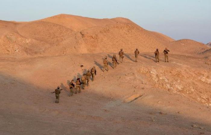 العثور على مقبرة جماعية تضم رفات 20 مدنيا في صلاح الدين