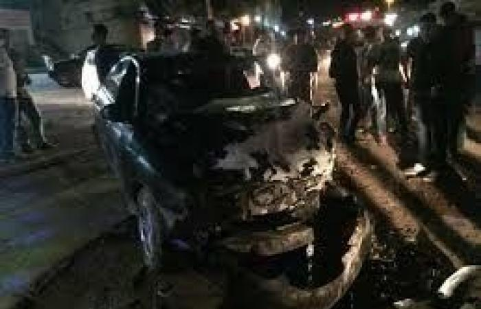 3 جرحى من عائلة واحدة بحادث سير على طريق العبدة