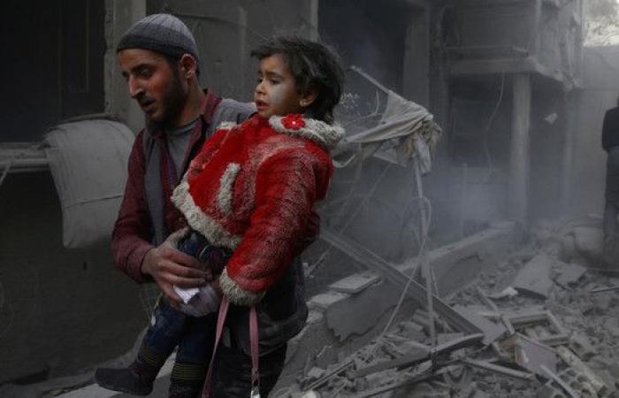 الغوطة في أدمى أسبوع لها .. 229 قتيلاً بينهم 58 طفلاً