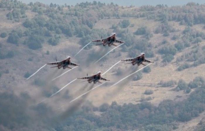 بالتفاصيل.. 4 طائرات اسرائيلية خرقت الأجواء اللبنانية