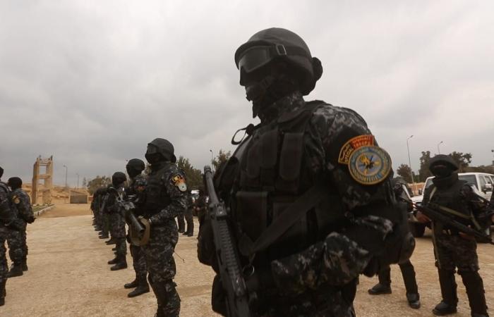 المشاهد الأولى للعملية العسكرية الشاملة في سيناء
