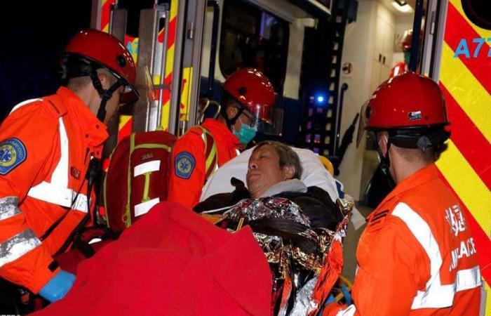 بالفيديو والصور… أكبر حادث سير في هونغ كونغ منذ 15 عاما