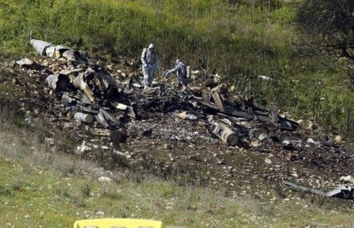 إصابة مقاتلة F15 إسرائيلية ثانية وهبوطها اضطرارياً